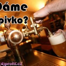 Dáme pivko?