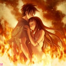 Anime – láska