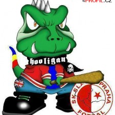 Sparta hooligan