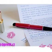 Dopis pro tebe
