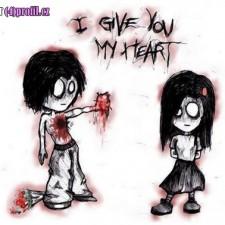 Dám ti mé srdce