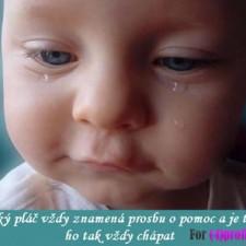 Dětský pláč